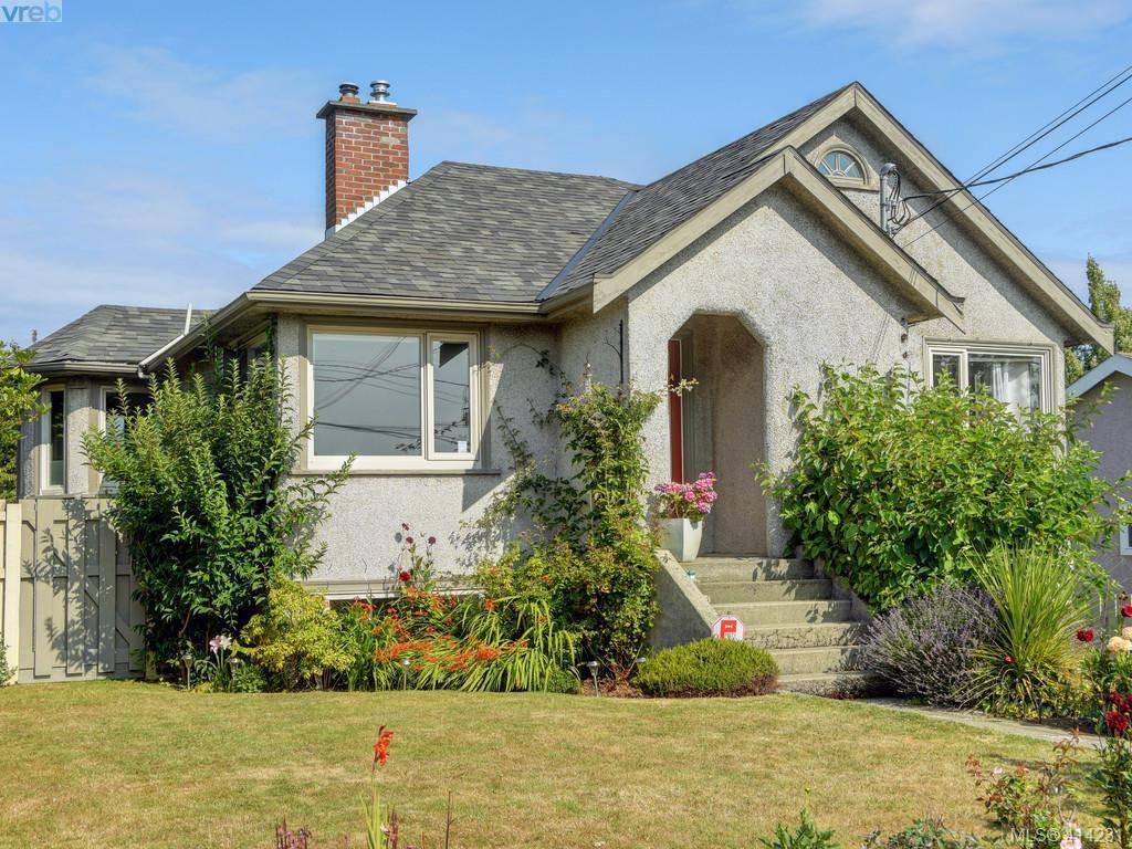 Main Photo: 3254 Harriet Rd in VICTORIA: SW Tillicum House for sale (Saanich West)  : MLS®# 821472