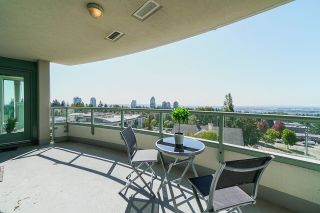 """Photo 36: 803 6659 SOUTHOAKS Crescent in Burnaby: Highgate Condo for sale in """"GEMINI II"""" (Burnaby South)  : MLS®# R2615753"""