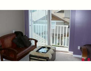 """Photo 7: 69 12711 64TH Avenue in Surrey: West Newton Townhouse for sale in """"PALETTE ON THE PARK"""" : MLS®# F2912649"""