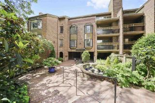 """Main Photo: 215 2320 W 40TH Avenue in Vancouver: Kerrisdale Condo for sale in """"Manor Gardens"""" (Vancouver West)  : MLS®# R2534505"""