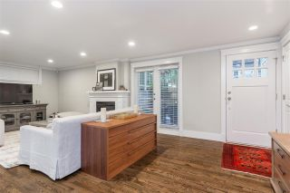 Photo 4: 2311 BALSAM Street in Vancouver: Kitsilano Townhouse for sale (Vancouver West)  : MLS®# R2349813