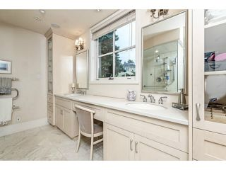 """Photo 13: 4613 BELLEVUE Drive in Vancouver: Point Grey House for sale in """"POINT GREY"""" (Vancouver West)  : MLS®# V1082352"""