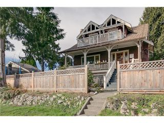 Photo 1: 442 E KEITH Road in North Vancouver: Central Lonsdale House for sale : MLS®# V991469