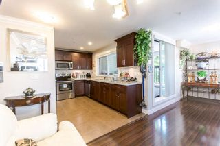 """Photo 9: 160 1132 EWEN Avenue in New Westminster: Queensborough Townhouse for sale in """"GLADSTONE PARK"""" : MLS®# R2133362"""