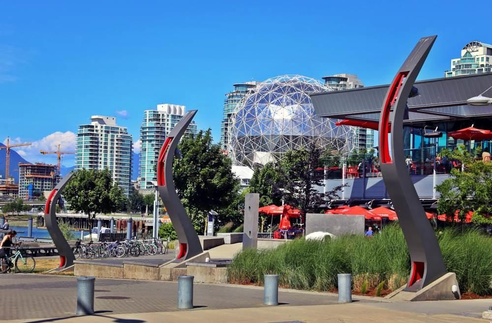 """Main Photo: 908 38 W 1ST Avenue in Vancouver: False Creek Condo for sale in """"THE ONE"""" (Vancouver West)  : MLS®# R2164655"""
