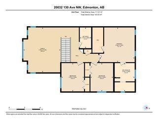 Photo 39: 20032 130 Avenue in Edmonton: Zone 59 House for sale : MLS®# E4234558