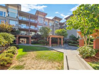 Photo 1: 420 33539 HOLLAND Avenue in Abbotsford: Central Abbotsford Condo for sale : MLS®# R2515308