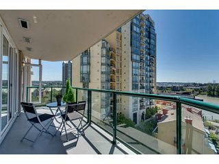 Photo 15: # 901 10 LAGUNA CT in New Westminster: Quay Condo for sale : MLS®# V1075024
