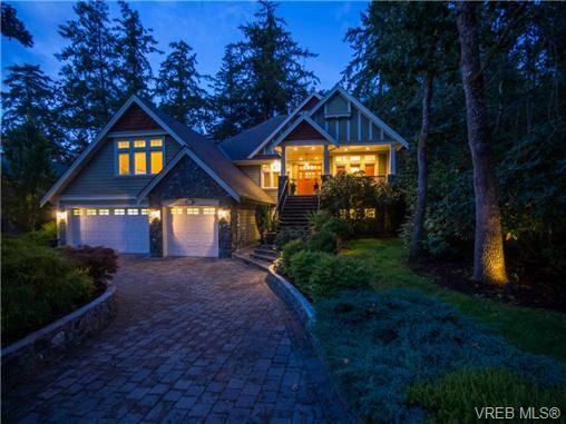 Main Photo: 1017 Valewood Trail in VICTORIA: SE Broadmead House for sale (Saanich East)  : MLS®# 741908