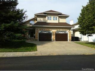 Main Photo: 606 Forsyth Crescent in Saskatoon: Erindale Single Family Dwelling for sale (Saskatoon Area 01)  : MLS®# 568828