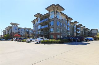 """Photo 17: 415 33539 HOLLAND Avenue in Abbotsford: Central Abbotsford Condo for sale in """"THE CROSSING"""" : MLS®# R2159342"""