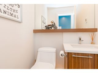 """Photo 12: 76 7665 209 Street in Langley: Willoughby Heights Townhouse for sale in """"Archstone"""" : MLS®# R2359787"""
