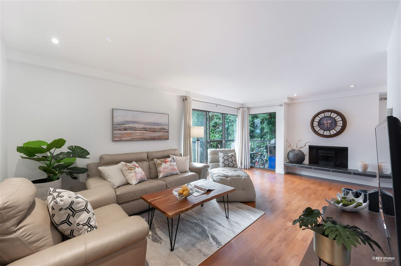 """Main Photo: 204 1235 W 15TH Avenue in Vancouver: Fairview VW Condo for sale in """"THE SHAUGHNESSY"""" (Vancouver West)  : MLS®# R2538296"""