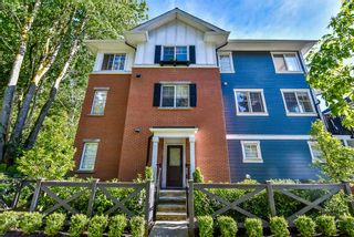 Photo 1: 1 16458 23A AVENUE in Surrey: Grandview Surrey Townhouse for sale (South Surrey White Rock)  : MLS®# R2170321