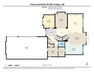 Photo 48: 3 Evercreek Bluffs Road SW in Calgary: Evergreen Detached for sale : MLS®# A1145931
