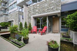 """Photo 1: 202 633 ABBOTT Street in Vancouver: Downtown VW Condo for sale in """"Espana"""" (Vancouver West)  : MLS®# R2483483"""
