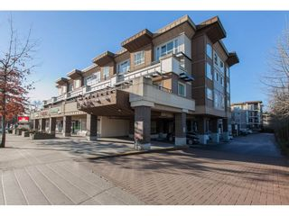 """Photo 1: 322 9655 KING GEORGE Boulevard in Surrey: Whalley Condo for sale in """"GRUV"""" (North Surrey)  : MLS®# R2134761"""