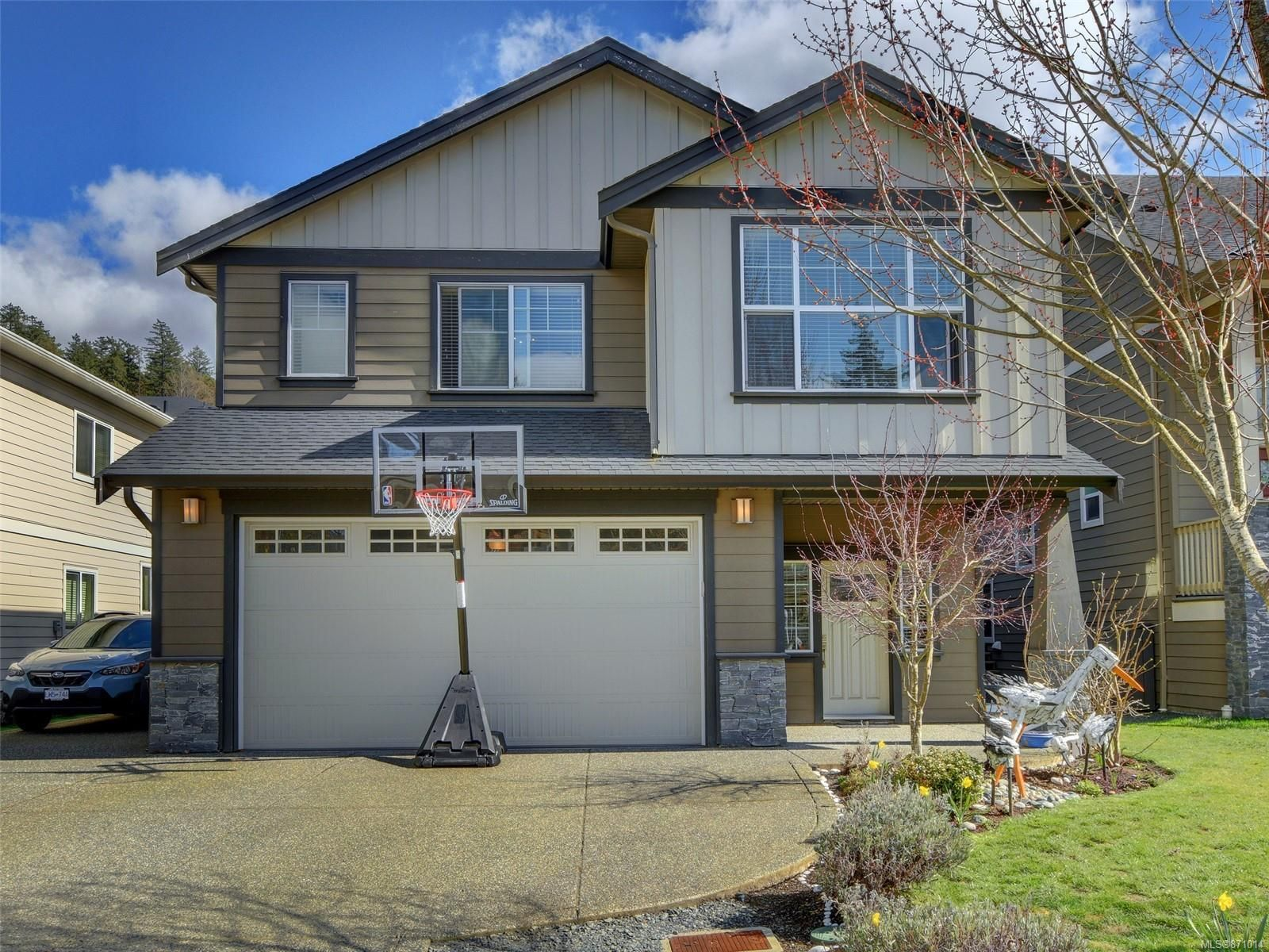 Main Photo: 3414 Ambrosia Cres in : La Happy Valley House for sale (Langford)  : MLS®# 871014