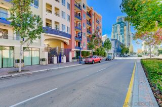 Photo 1: DOWNTOWN Condo for rent : 2 bedrooms : 235 Market #201 in San Diego
