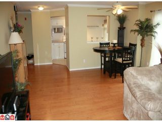"""Photo 5: 213 32085 GEORGE FERGUSON Way in Abbotsford: Abbotsford West Condo for sale in """"ARBOUR COURT"""" : MLS®# F1015296"""