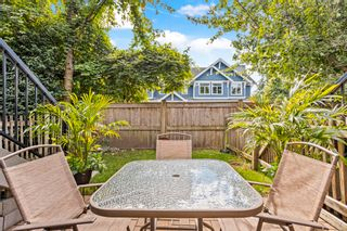 """Photo 33: 8 6033 168 Street in Surrey: Cloverdale BC Townhouse for sale in """"Chestnut"""" (Cloverdale)  : MLS®# R2621139"""