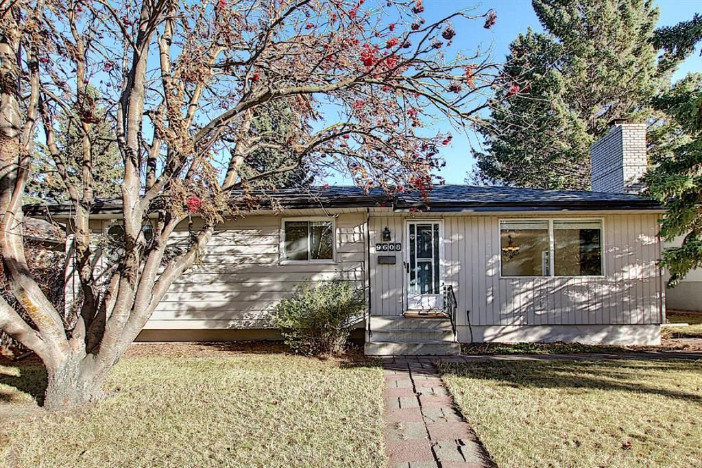Main Photo: 9608 24 Street SW in Calgary: Palliser Detached for sale : MLS®# A1046388