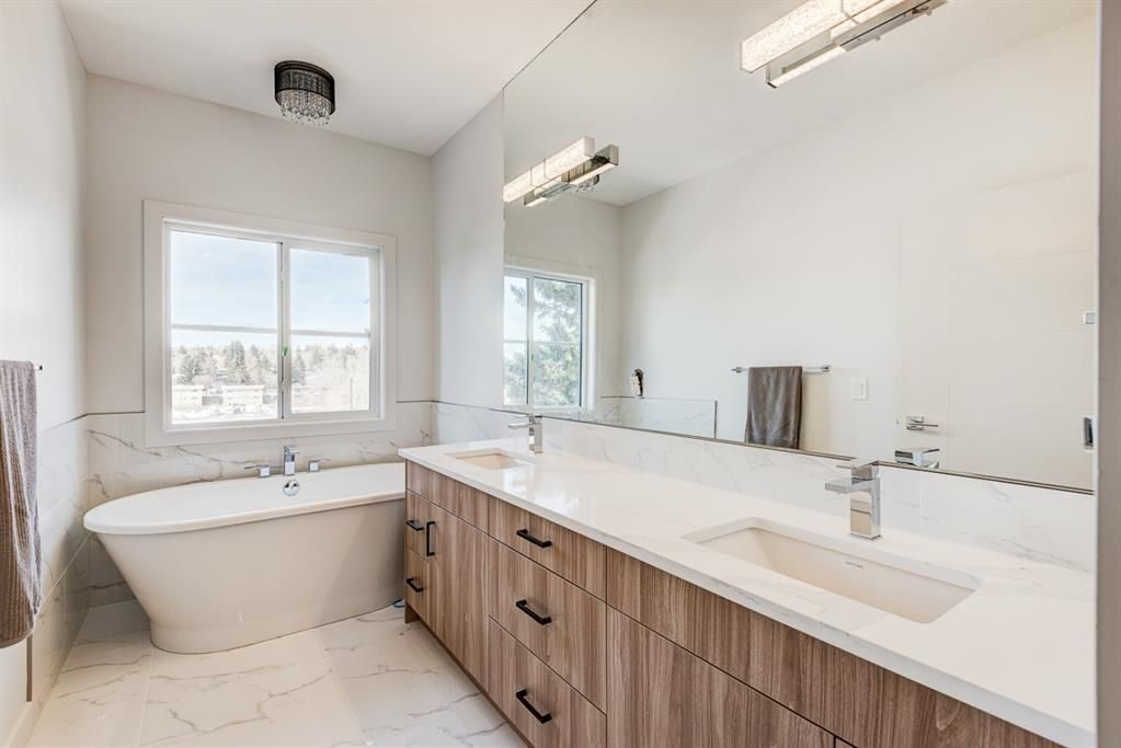 Photo 21: Photos: #1 4207 2 Street NW in Calgary: Highland Park Semi Detached for sale : MLS®# A1111957