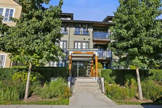 "Photo 1: 305 23285 BILLY BROWN Road in Langley: Fort Langley Condo for sale in ""The Village at Bedford Landing"" : MLS®# R2211106"