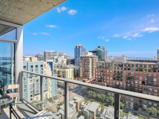 Photo 22: DOWNTOWN Condo for sale : 1 bedrooms : 800 The Mark Ln #1508 in San Diego