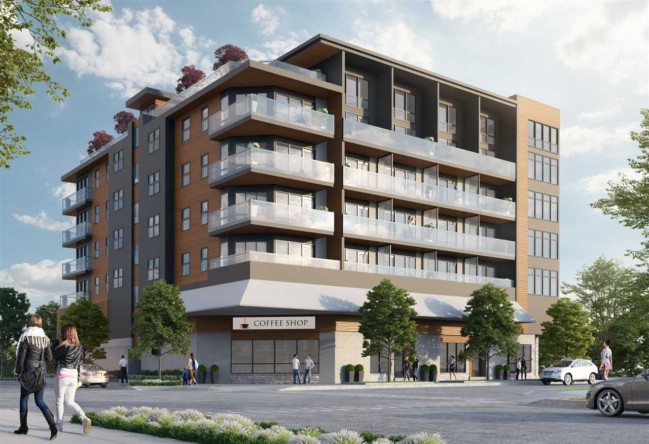 """Main Photo: 307 38013 THIRD Avenue in Squamish: Downtown SQ Condo for sale in """"The Lauren"""" : MLS®# R2364047"""