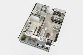 Photo 12: 105 70 Philip Lee Drive in Winnipeg: Crocus Meadows Apartment for sale (3K)  : MLS®# 1723226