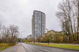 "Photo 1: 905 110 BREW Street in Port Moody: Port Moody Centre Condo for sale in ""ARIA I"" : MLS®# R2544029"