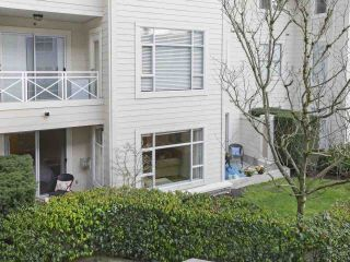 """Main Photo: 106 3625 WINDCREST Drive in North Vancouver: Roche Point Condo for sale in """"WINDSONG"""" : MLS®# R2618922"""