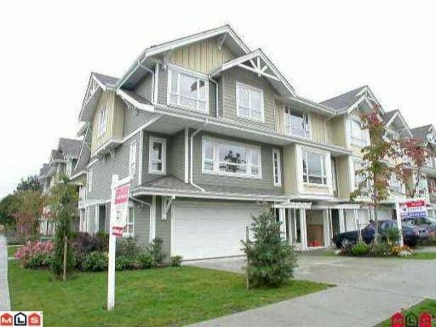 Main Photo: 23 5355 201A Street in Langley: Langley City Townhouse for sale : MLS®# F1117379