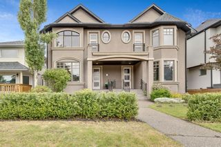 Main Photo: 2108 1 Avenue NW in Calgary: West Hillhurst Semi Detached for sale : MLS®# A1127430