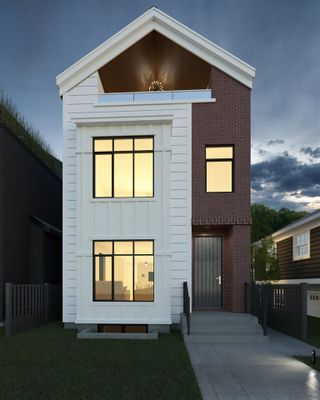 Photo 1: 11641 79 Avenue in Edmonton: Zone 15 House for sale : MLS®# E4258507