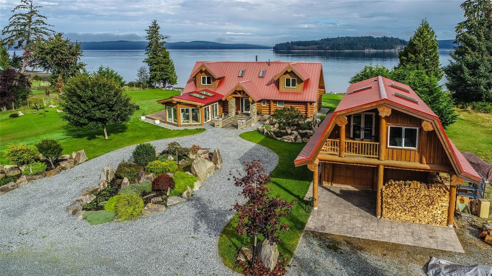 Photo 46: Photos: 6030 MINE Rd in : NI Port McNeill House for sale (North Island)  : MLS®# 858012