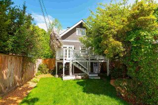 Photo 24: 4118 W 14TH Avenue in Vancouver: Point Grey House for sale (Vancouver West)  : MLS®# R2591669