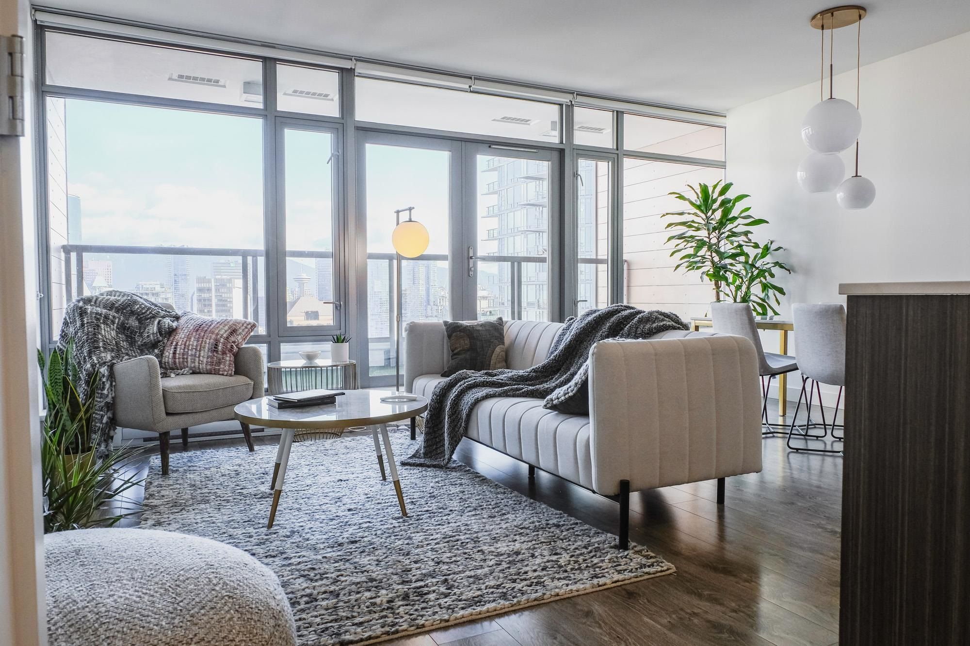 Main Photo: 3002 1308 HORNBY Street in Vancouver: Downtown VW Condo for sale (Vancouver West)  : MLS®# R2618915