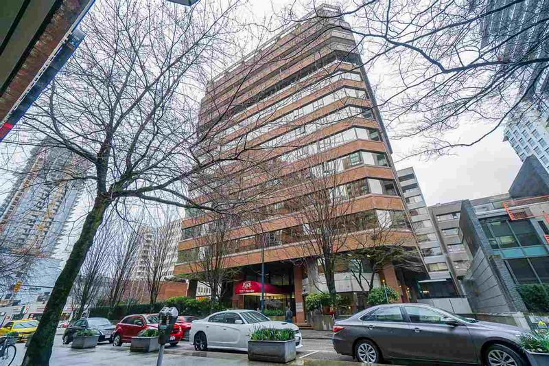 FEATURED LISTING: 1205 - 1177 HORNBY Street Vancouver