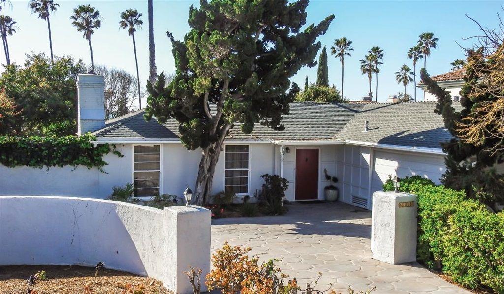 Main Photo: LA JOLLA House for rent : 4 bedrooms : 6308 Avenida Cresta