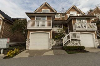 Photo 1: 12 1506 EAGLE MOUNTAIN Drive in Coquitlam: Westwood Plateau Townhouse for sale : MLS®# R2219921