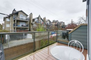 "Photo 15: 3009 LAUREL Street in Vancouver: Fairview VW Townhouse for sale in ""Fairview Court"" (Vancouver West)  : MLS®# R2149284"