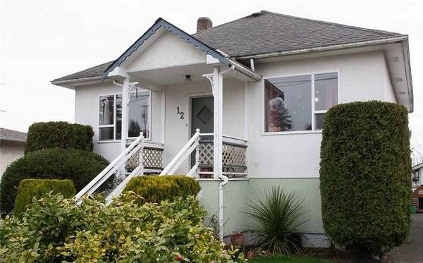FEATURED LISTING: 12 Gillespie Street Nanaimo