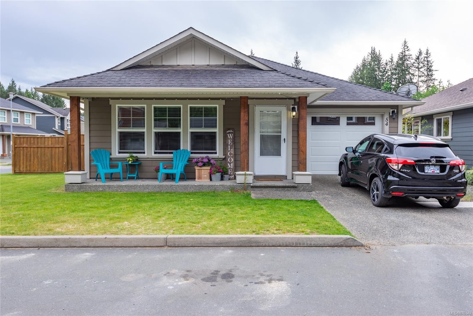 Main Photo: 54 1120 Evergreen Rd in : CR Campbell River West House for sale (Campbell River)  : MLS®# 876142