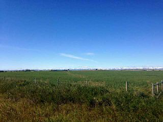 Photo 1: 48: Rural Foothills County Land for sale : MLS®# C4235807