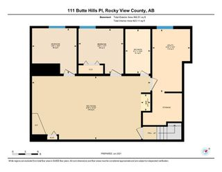 Photo 40: 111 Butte Hills Place in Rural Rocky View County: Rural Rocky View MD Detached for sale : MLS®# A1116161