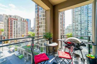 """Photo 1: 709 888 HOMER Street in Vancouver: Downtown VW Condo for sale in """"The Beasley"""" (Vancouver West)  : MLS®# R2592227"""