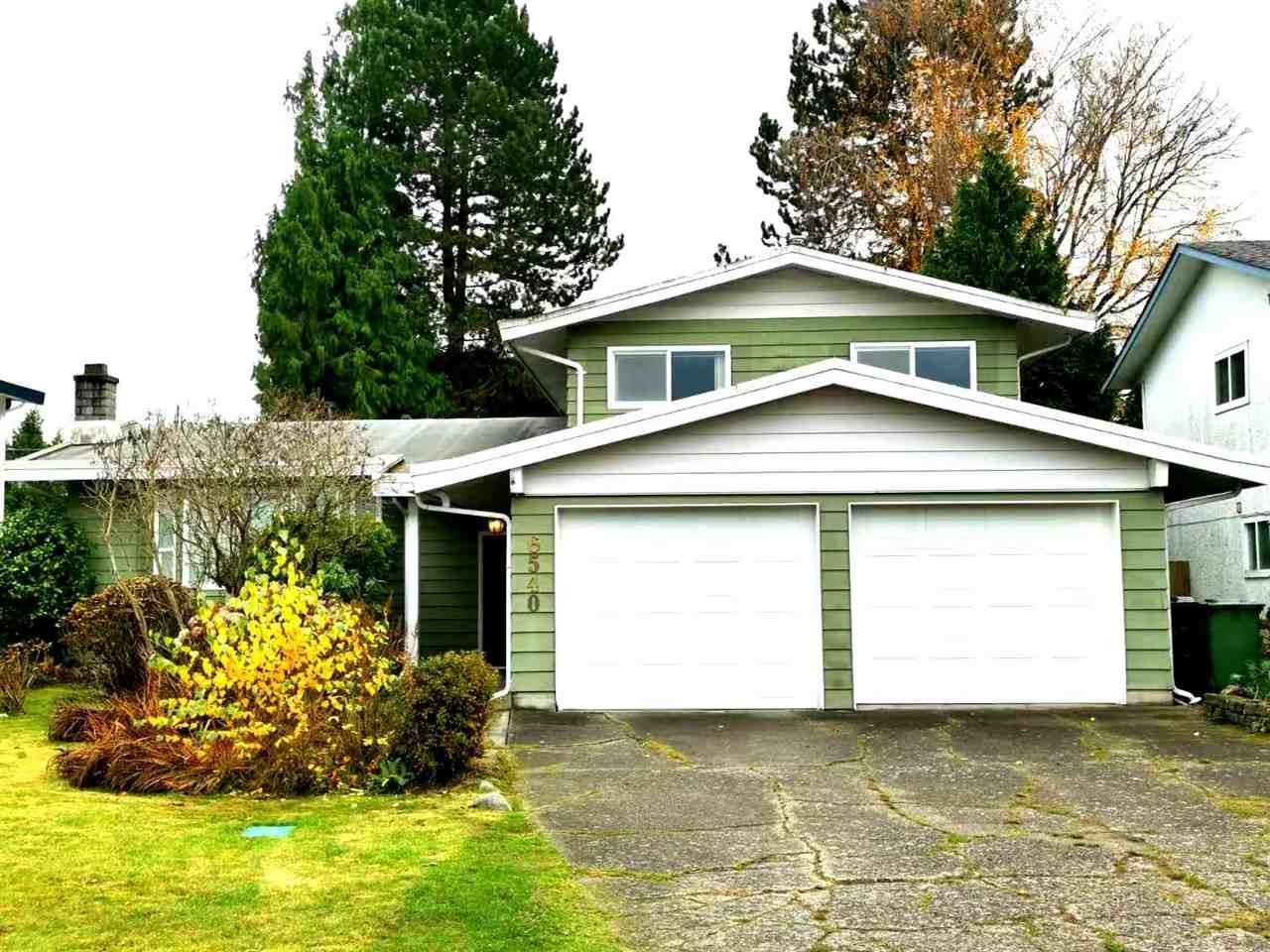 Main Photo: 6540 YEATS Crescent in Richmond: Woodwards House for sale : MLS®# R2520205