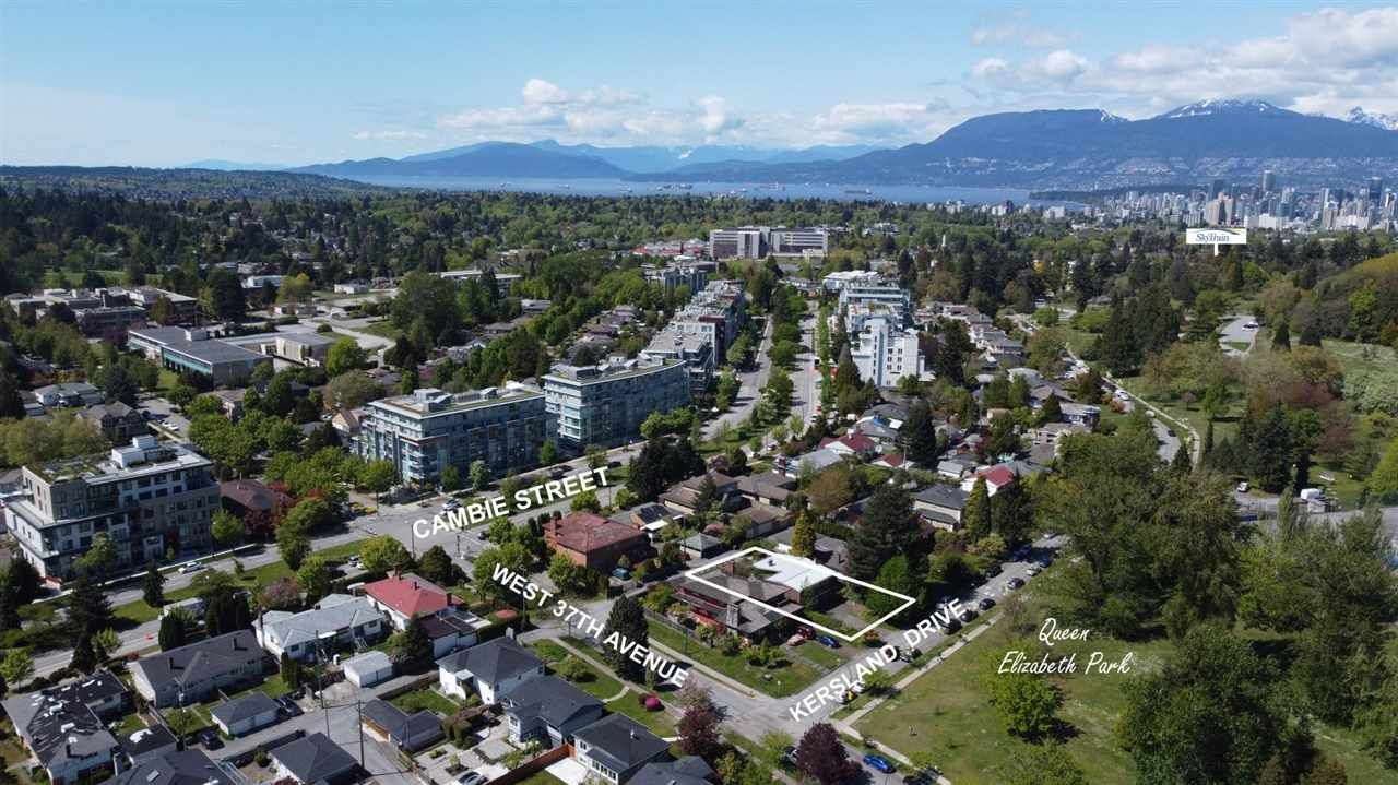 """Main Photo: 5275 KERSLAND Drive in Vancouver: Cambie Land for sale in """"Cambie Corridor Phase 3"""" (Vancouver West)  : MLS®# R2576526"""